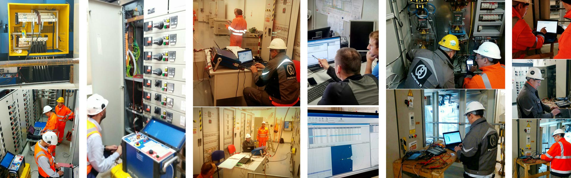 Power Station Inspection and Testing